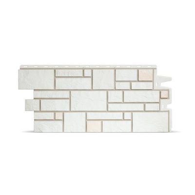 Фасадные панели (Цокольный Сайдинг) Docke (Деке) Burg (Камень) Цвет шерсти