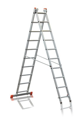 Лестница трехсекционная Эйфель Премьер 3х10
