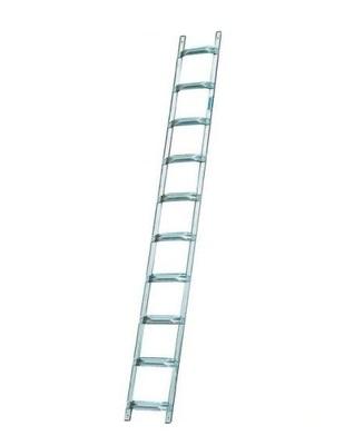 Лестница для крыши из алюминия Krause STABILO 12 перекладин Купить в магазине TAYGER
