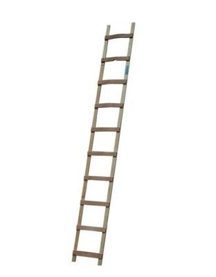 Лестница для крыши из дерева Krause STABILO 10 перекладин Купить в магазине TAYGER