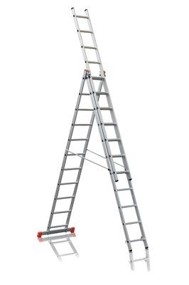 Лестница трехсекционная Эйфель Премьер 3х11