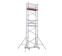 Передвижные подмости Krause Monto PROTEC XXL шир. 1,35 м, раб. высота 3,3 м Купить в магазине TAYGER