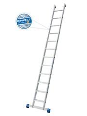 Лестница приставная Krause STABILO 12 ступенек, раб. высота 4,35 м Купить в магазине Tayger