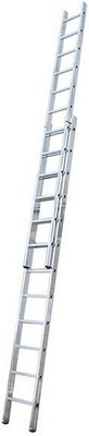 Лестница выдвижная Krause STABILO 2 х 12 перекладин Купить в магазине Tayger