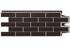 Фасадная панель Grand Line Кирпич клинкерный Премиум шоколадная