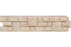 Панель фасадная GL Я-Фасад Екатерининский камень жемчуг