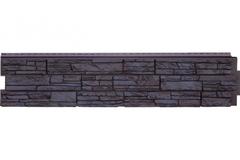 Панель фасадная GL Я-Фасад Крымский сланец уголь (ACA)