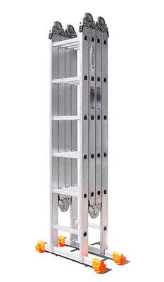 Лестница трансформер Эйфель ТФ 2x5+2x6 Классик