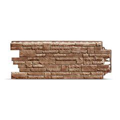 Фасадные панели (Цокольный Сайдинг) Docke (Деке) Stern (Камень) Юта