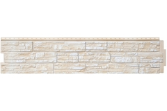 Панель фасадная GL Я-Фасад Крымский сланец слоновая кость