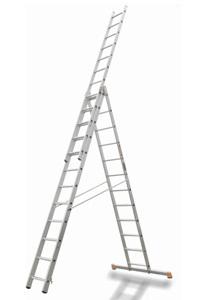 Лестница трехсекционная Эйфель Премьер 3х12