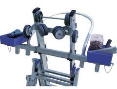 Мачтовый роликовый блок Krause универсального типа от 200 мм Купить в магазине Tayger