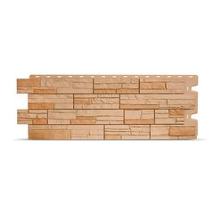 Фасадные панели (Цокольный Сайдинг) Docke (Деке) Stein (Камень) Бронзовый
