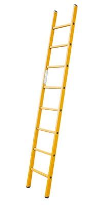 Приставная лестница из пластмассы Krause STABILO 8 перекладин Купить в магазине TAYGER