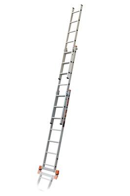 Лестница трехсекционная Эйфель Премьер 3х7