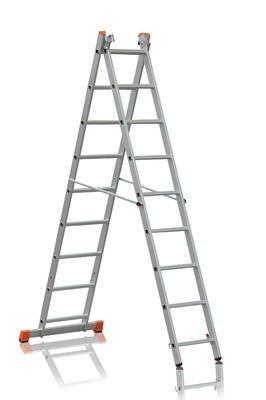 Лестница трехсекционная Эйфель Премьер 3х9