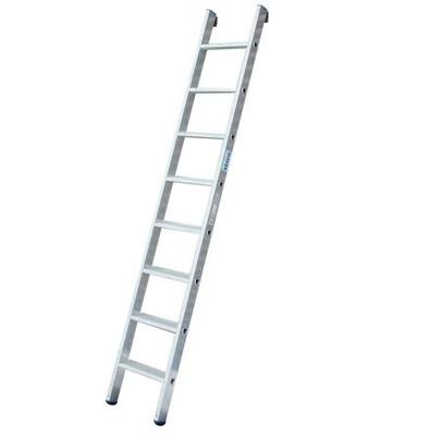 Лестница приставная Krause STABILO 8 ступенек, раб. высота 3,40 м Купить в магазине Tayger