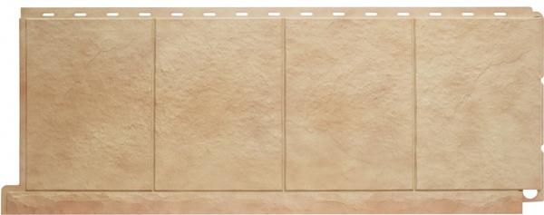 Фасадная Панель фасад. плитка (Травертин)