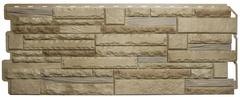 Фасадная Панель камень скалистый (Альпы КОМБИ)