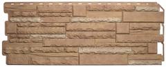 Фасадная Панель камень скалистый (Памир Комби)