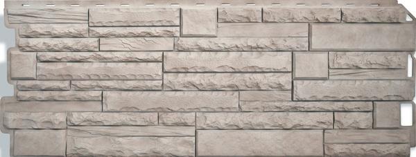 Фасадная Панель камень скалистый (Алтай)