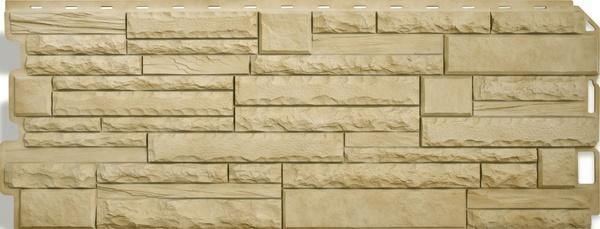 Фасадная Панель камень скалистый (Анды)