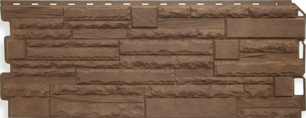 Фасадная Панель камень скалистый (Тибет)