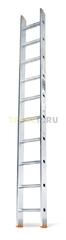 Алюминиевая приставная лестница 10 ступеней Эйфель ПЛ 82-10 Классик