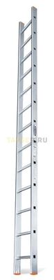 Алюминиевая приставная лестница 13 ступеней Эйфель ПЛ 82-13 Классик