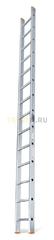 Алюминиевая приставная лестница 14 ступеней Эйфель ПЛ 82-14 Классик