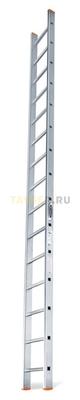 Алюминиевая приставная лестница 15 ступеней Эйфель ПЛ 82-15 Классик