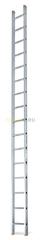 Алюминиевая приставная лестница 16 ступеней Эйфель ПЛ 82-16 Классик