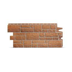 Фасадные панели (Цокольный Сайдинг) Docke (Деке) Burg (Камень) Кукурузный