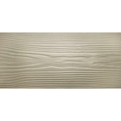 Сайдинг Фиброцементный Cedral (Кедрал) Click WOOD (Клик Вуд) Белый песок