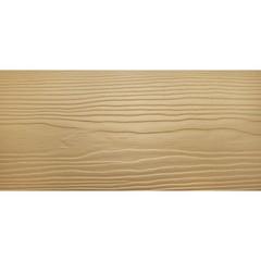 Сайдинг Фиброцементный Cedral WOOD (Кедрал Вуд) Золотой песок