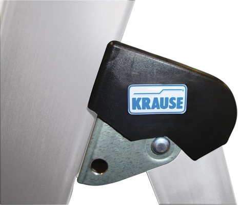 Стремянка Krause SOLIDO развальцованные 6 ступеней Купить в магазине Tayger