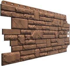 Фасадные панели (Цокольный Сайдинг) Docke (Деке) Stern (Камень) Дакота
