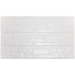 Фасадные панели (Цокольный Сайдинг) Доломит Airside Белый