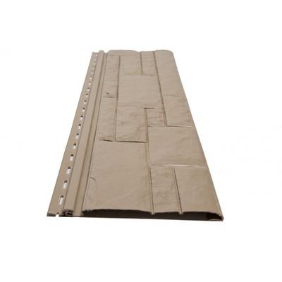 Фасадные панели (Цокольный Сайдинг) Доломит Airside Сандал