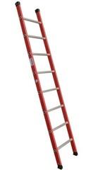 Приставная лестница из пластмассы Krause STABILO 8 перекладин из алюминия Купить в магазине TAYGER