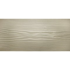 Сайдинг Фиброцементный Cedral WOOD (Кедрал Вуд) Белый песок