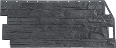 Фасадные панели (Цокольный Сайдинг) FineBer (Файнбир) Скала Кварцевый