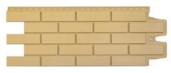 Фасадные панели (Цокольный Сайдинг) Grand Line Кирпич Клинкерный Песочный