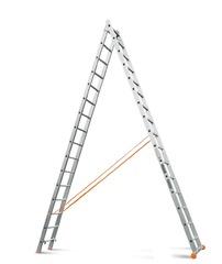 Лестница двухсекционная Эйфель Классик 2х18