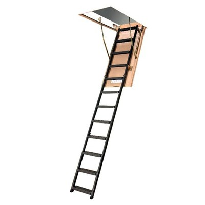 Лестница чердачная Fakro LMS 600х1200х2800 мм