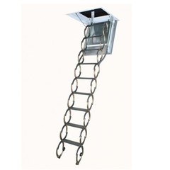 Лестница чердачная Fakro LSF 600х1200х3000 мм