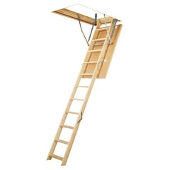 Лестница чердачная Fakro LWS Plus 600х1300х3050 мм