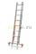 Лестница двухсекционная Эйфель ПРЕМЬЕР 2x8 ступеней в сложенном состоянии