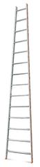 Лестница приставная 14 ступеней Эйфель Комфорт Профи Пирамида