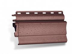 Наличник Модерн коричневый Альта-Декор для фасадных панелей Альта-Профиль